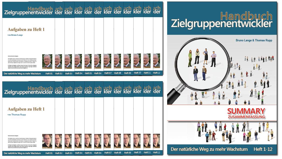 Handbuch Zielgruppenentwickler Aufgaben